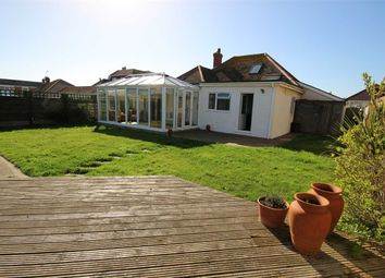 Thumbnail 4 bedroom bungalow for sale in Piddinghoe Avenue, Peacehaven
