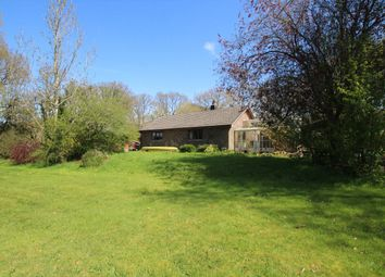 Thumbnail 2 bed detached bungalow for sale in Abermeurig, Lampeter