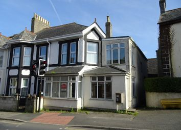 Thumbnail 3 bed end terrace house for sale in 68A Fore Street, Bugle, St. Austell, Cornwall