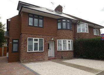 Thumbnail 4 bedroom maisonette to rent in Westcroft, Slough