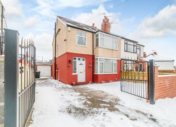 Thumbnail 5 bed semi-detached house for sale in Gipton Wood, Leeds