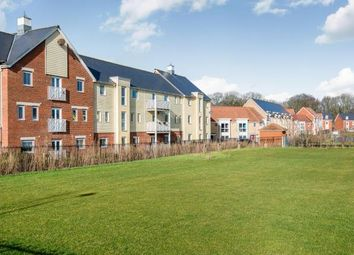 Thumbnail 2 bed flat for sale in Solario Road, Norwich, Norfolk