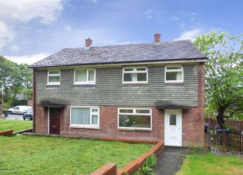 Thumbnail 2 bedroom semi-detached house to rent in Ferncliffe Road, Bingley, West Yorkshire