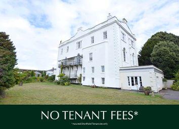 3 bed flat to rent in The Retreat Drive, Topsham, Devon EX3