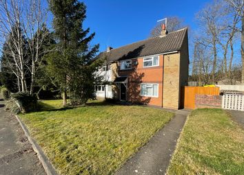Thumbnail 3 bed semi-detached house for sale in Ridgway Road, Leicestershire, Ashby-De-La-Zouch