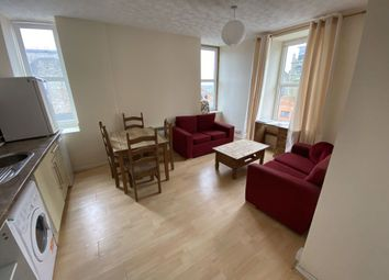 Thumbnail 3 bed flat to rent in Ann Street, Dundee