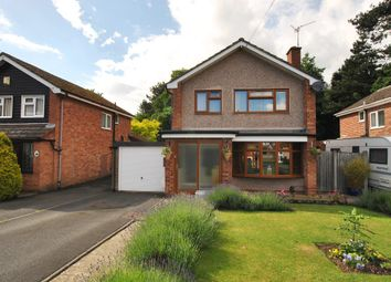 Thumbnail 3 bed detached house for sale in Sycamore Close, Wellington, Telford, Shropshire