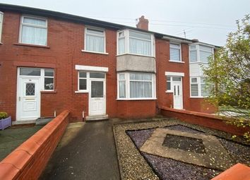 Thumbnail 3 bed terraced house to rent in Lancaster Road, Blackpool