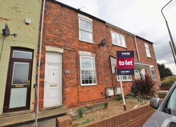Thumbnail 2 bed terraced house to rent in Hewitts Row, South Killingholme