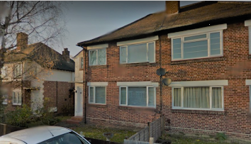 Thumbnail 2 bed flat to rent in Alexander Close, Harrow