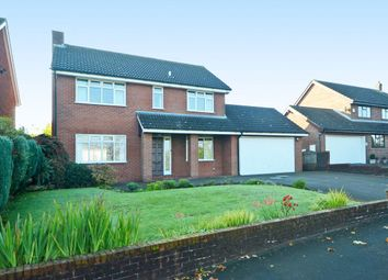 Thumbnail 4 bed detached house for sale in Caterham Place, Meir Park