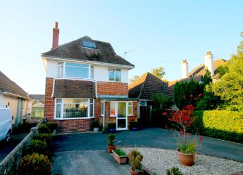 Thumbnail 5 bed detached house for sale in Stanley Green Road, Oakdale, Poole