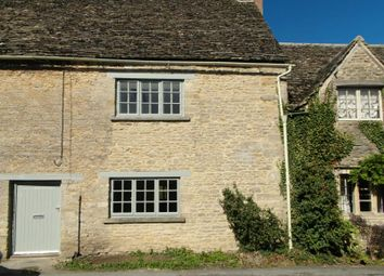 Thumbnail 2 bed cottage to rent in The Street, Castle Eaton, Swindon