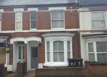 Thumbnail 2 bed terraced house to rent in Queen Street, Rushden
