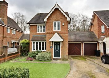 Thumbnail 3 bed link-detached house for sale in Beauclerk Green, Winchfield, Hook