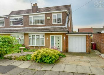 Thumbnail 3 bed semi-detached house for sale in Fairways, Horwich, Bolton