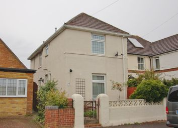 Thumbnail 3 bed end terrace house for sale in Seymour Road, Lee-On-The-Solent