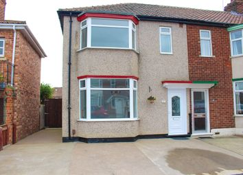 Thumbnail 3 bed end terrace house to rent in Stoneyhurst Avenue, Middlesbrough
