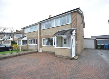 Thumbnail 3 bed semi-detached house for sale in Wyndene Grove, Freckleton, Preston, Lancashire