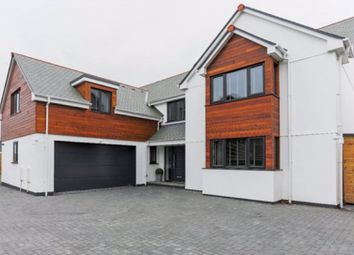 Thumbnail 4 bed detached house for sale in Wheal Venture Road, St. Ives