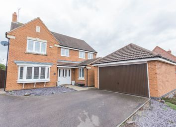 4 bed detached house for sale in Presland Way, Irthlingborough, Wellingborough NN9