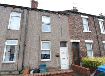 Thumbnail 2 bed terraced house for sale in 29 Gloucester Road, Carlisle, Cumbria