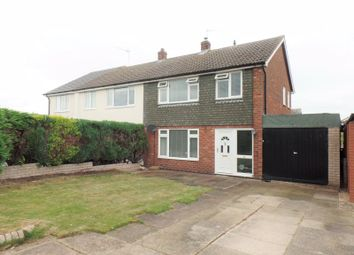 Thumbnail 3 bed semi-detached house for sale in Kilvert Close, Edgmond, Newport