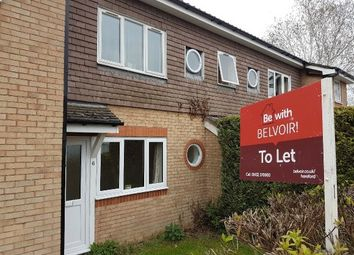 Thumbnail 1 bed flat to rent in Sandown Drive, Bobblestock, Hereford