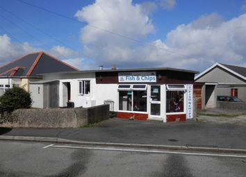 Thumbnail Restaurant/cafe for sale in Trevingey Fish And Chip Shop, Trevingey Road, Redruth