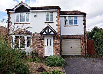 Thumbnail 4 bed detached house for sale in Bransdale Avenue, Northallerton
