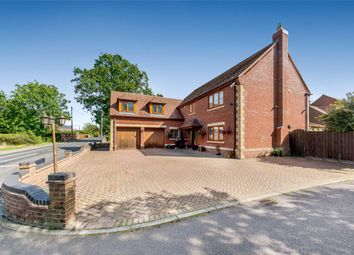 Thumbnail 4 bed detached house for sale in Woodford Chase, Sywell, Northampton, Northamptonshire