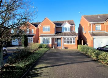 Thumbnail 4 bed property for sale in Lear Grove, Heathcote, Warwick