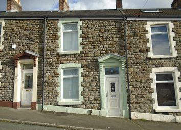 Thumbnail 2 bedroom terraced house for sale in Odo Street, Swansea