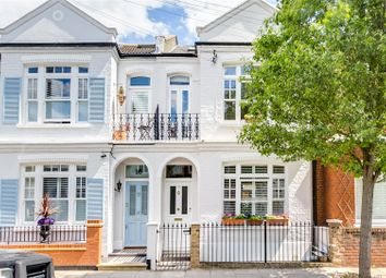 5 bed terraced house for sale in Fabian Road, Fulham, London SW6
