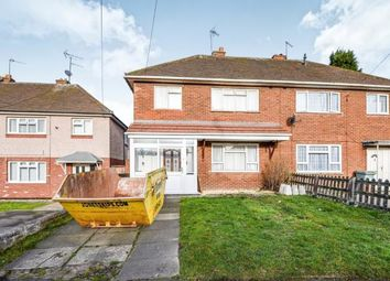 Thumbnail 3 bed semi-detached house for sale in Norwich Road, Alumwell, Walsall