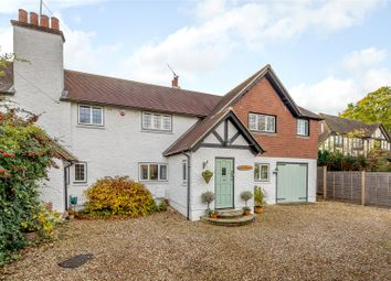 Thumbnail 5 bed semi-detached house for sale in Priory Road, Sunningdale, Ascot, Berkshire