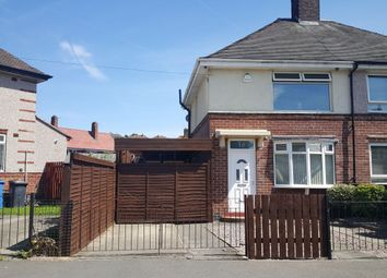 Thumbnail 2 bed semi-detached house for sale in Palgrave Crescent, Sheffield