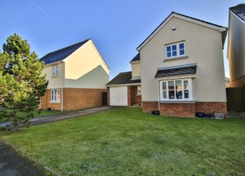 Thumbnail 4 bed detached house for sale in Lakeside Close, Nantyglo, Ebbw Vale