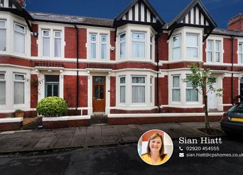 Thumbnail 3 bedroom terraced house for sale in Deri Road, Roath, Cardiff
