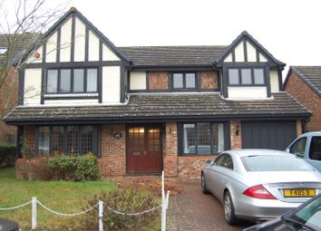Thumbnail 4 bedroom detached house to rent in Milburn Close, Luton