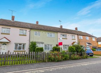 Thumbnail 3 bedroom terraced house to rent in Charles Close, Newmarket