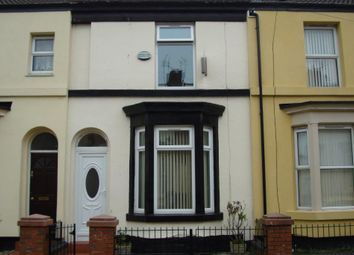Thumbnail 2 bed terraced house to rent in Rydal Street, Liverpool