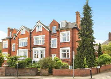 Thumbnail 3 bed flat for sale in Leopold Road, Wimbledon, London