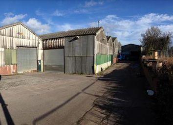 Thumbnail Warehouse to let in Ollerton Road, Tuxford, Newark