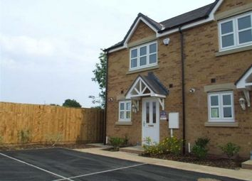Thumbnail 2 bed semi-detached house for sale in Greenside View, Smalley, Smalley Ilkeston, Derbyshire