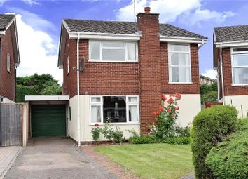 Thumbnail 3 bed detached house for sale in Westfield Road, Fernhill Heath, Worcester