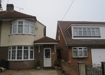 Thumbnail 3 bedroom semi-detached house for sale in Frederick Road, Rainham