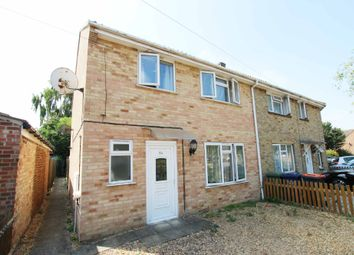Thumbnail 3 bed semi-detached house for sale in Stansefield Close, Cambridge