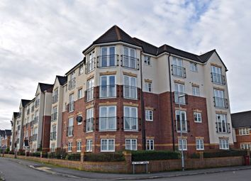 Thumbnail 2 bed flat for sale in Sandycroft Avenue, Wythenshawe, Manchester