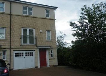 Thumbnail 3 bed town house to rent in Castle Quays, Castle Marina